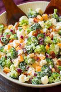 C & B salad