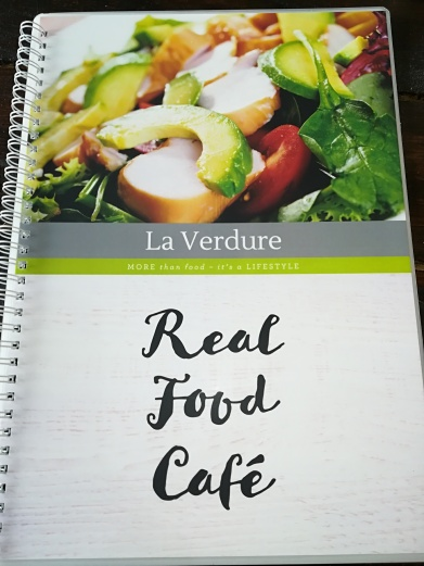 La Verdure coffee shop